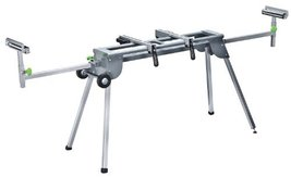 Genesis GMSS400W Universal Heavy-Duty Folding Miter Saw Stand with Quick... - $173.25
