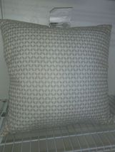 Woven Geo Square Throw Pillow Cream/Neutral - Project 62- new  (store)   image 5