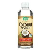 Nature's Way - Coconut Premium Oil - Liquid - 20 Fl Oz. - $21.79