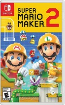 Super Mario Maker 2  Nintendo Switch NEW! - $61.28