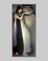 "11 x 14"" cotton canvas art print- isabella-and-the-pot-of-basin.  John W... - $23.99"