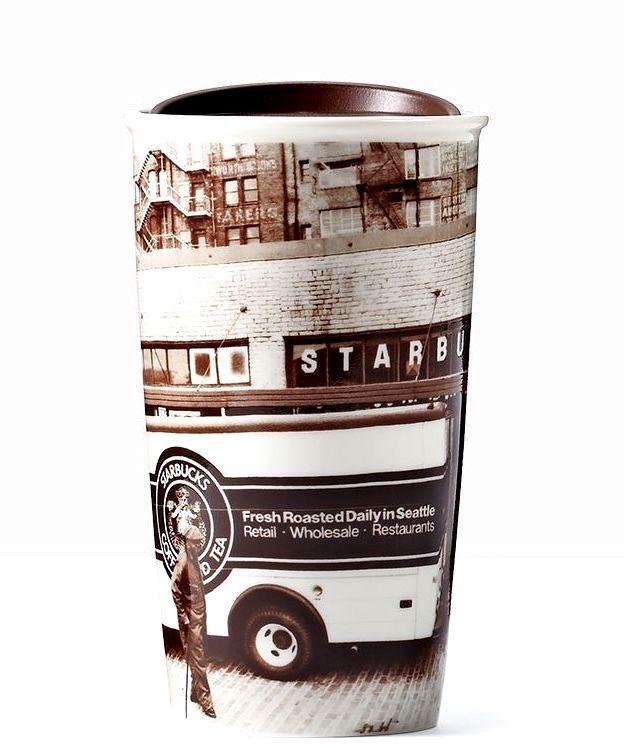 Starbucks 1912 Pike Street Traveler/12 fl oz