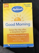 Hyland's Good Morning Tablets, Natural Relief of Fatigue and Drowsiness, 50 - $11.88