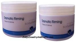 Lot Of 2 Avon Solutions Dramatic Firming Cream 1.7 FL OZ - $14.00
