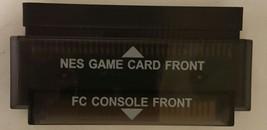 abgeschirmtes 72 to 60 Pin Adapter Konverter Spiele NES Nintendo auf Famicom - $38.57