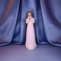 "Willow Tree ""Angel of Christmas Spirit"" Figurine by Demdaco - $17.00"