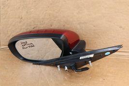 11-13 Kia Optima Side View Door Mirror Power Folding Driver Left LH (8Wire) image 4