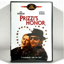 Prizzis Honor (DVD, 1985, Widescreen) Like New !  Jack Nicholson Kathlee... - $11.28