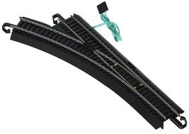 Bachmann Trains Snap-Fit E-Z Track Remote Turnout – Left - HO Scale - $27.47