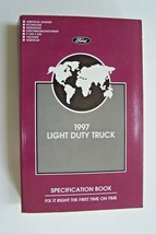 1997 ford truck specification workshop service repair manual f150 expedition - $12.86