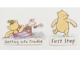 Winnie the Pooh Cardstock Ephemera, Glittered, 14 Pieces image 3