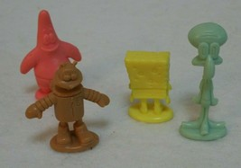 Spongebob Squarepants Wacky Race to Krusty Krab 4 Game Movers pcs Mattel... - $24.95