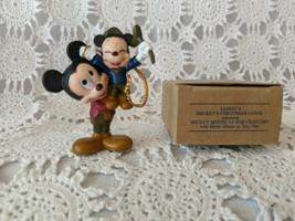 Disney's Mickey's Christmas Carol Ornament 1992 - $6.78