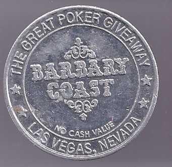Barbary coast token