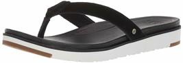 Ugg Women's Lorrie Flip-Flop, Blk, 8 M US/6.5 UK/39 Eu - $89.00