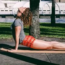 Non-slip Cork Yoga Mats Fitness Natural Pilates Gymnastics Sport Pads Ma... - £35.71 GBP