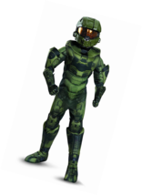 Disguise Master Chief Prestige Costume, Large (10-12) - $103.75