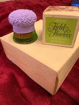 Rare Vintage Avon Field Flowers Cream Sachet- .66 OZ Collectible - $49.45
