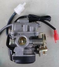 Universal 19mm Carb Carburetor 4 Stroke 50cc 60cc 70cc 80cc For Scooter ... - $30.70