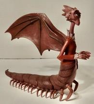 DISNEY  Pixar Monsters Inc. University Dean Hardscrabble Action Figure HTF - $14.84