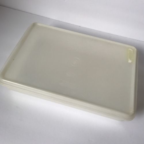 ... VTG TUPPERWARE COLD CUT KEEPER, 13 X 9 X 2 STORAGE CONTAINER, #290 ...