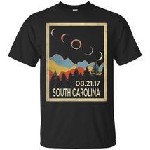 Vintage south carolina Solar Eclipse 2017 shirt - $13.95+