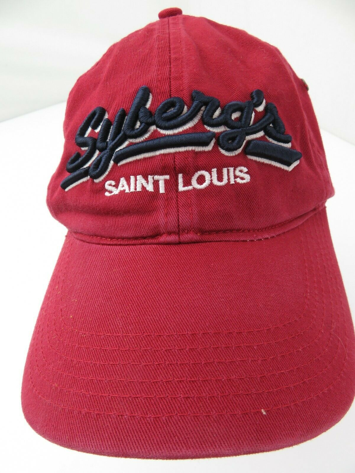 Primary image for Syberg's St Louis Restaurant Adjustable Adult Cap Hat