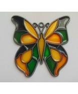 """Butterfly Sun Catcher Multi-color 3.5/8"""" Diameter - $15.99"""