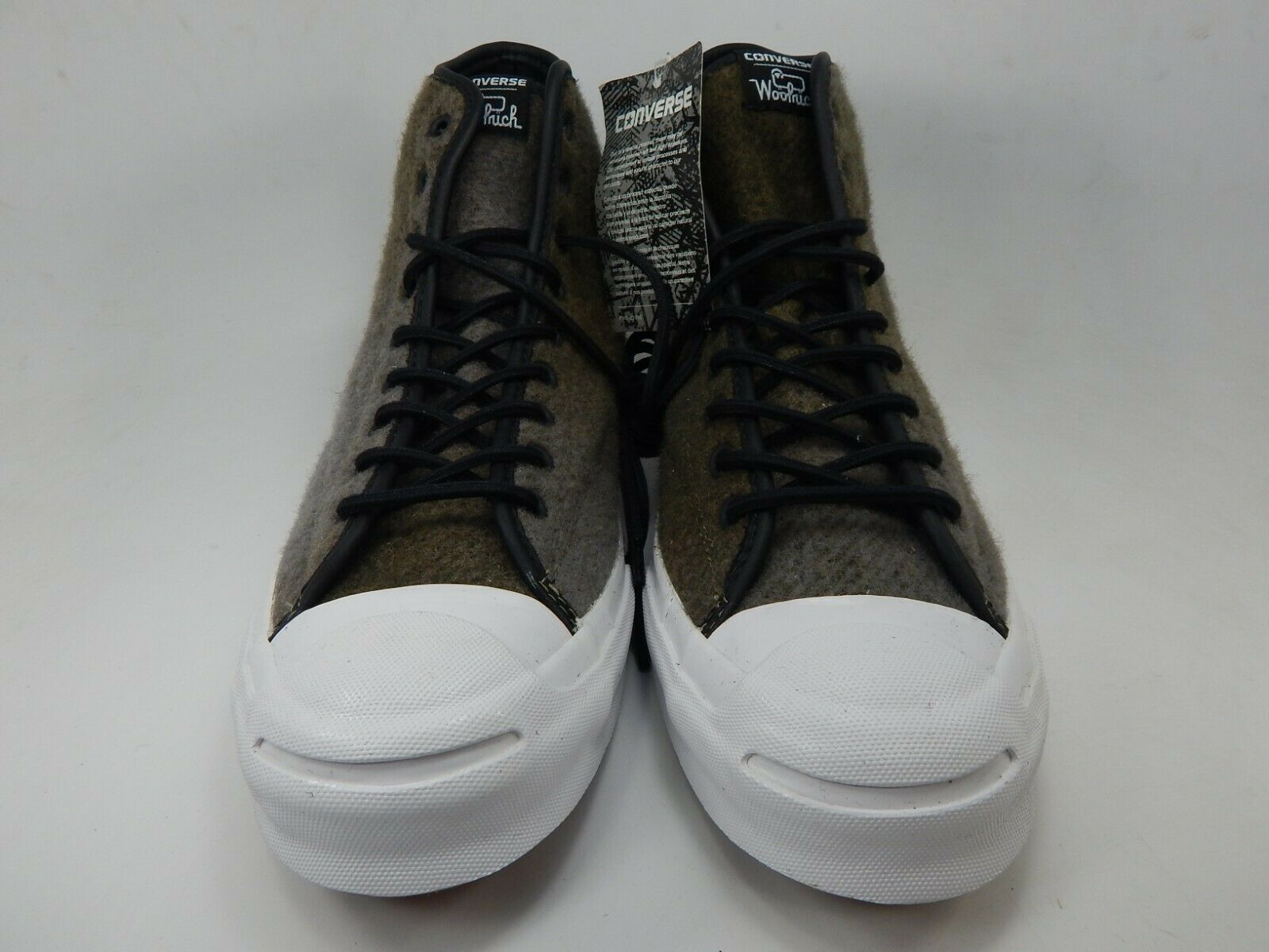 Converse Jack Purcell Woolrich Firma Hi and 50 similar items