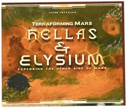 Stronghold Games Terraforming Hellas & Elysium The Other Side of Mars Ex... - $16.80