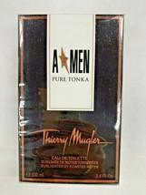 AMEN Pure Tonka A men by Thierry Mugler 3.4 oz EDT Spray Mens - $89.99