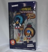 Sonic Universe 75 Classic Comic 32 Page TOMY Set of 2 Sonic The Hedgehog - $28.05