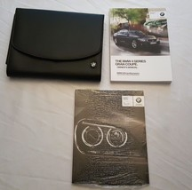 2015 BMW 4 Series Gran Coupe Owners Manual 04964 - $54.40