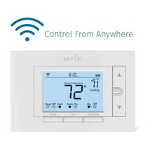 EMERSON ST55 Emerson Sensi Wi-Fi Thermostat for Smart Home - €80,18 EUR