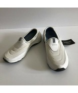 NWOB Vionic Action Heritage Womens White Clog Sneaker Slip On Shoes Size... - $48.51