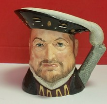 Royal Doulton Character Toby Jug. HENRRY VIII ~ Large - $29.70