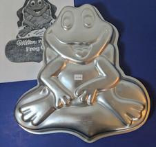 Vintage Wilton Frog Animal Toad Birthday Party Cake Pan 1979 Vintage #502-1816 - $29.65