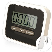Idoker Digital Kitchen Timer with Magnetic Backing for Cooking, Baking a... - $46.65