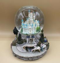 "Vintage Disney Musical 8"" Snow Globe So This Is Love Music Box - $87.07"