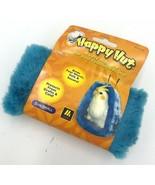"Happy Hut Small Bird Parrot Snuggle Tent 6.5"" Blue  - $9.99"