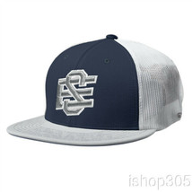 Evoshield es Wickel Snapback Hut Marineblau/Weiß Baseball Kappe Trucker - $27.21