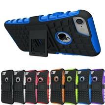 iPhone X XS Armor Hybrid Phone Case Rugged TPU Shockproof Plus Hard Cove... - $7.78 CAD+