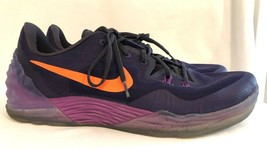 Nike Zoom Kobe Venomenon 5 Mens 749884-585 Purple Basketball Shoes Size 14 - $39.38