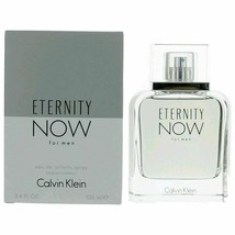 Eternity Now by Calvin Klein, 3.4 oz EDT Spray for Men - $39.55