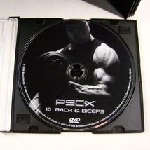 NEW P90X Disc 10 Back & Biceps Replacement DVD Tony Horton Beachbody Fit... - $9.99