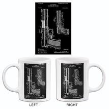 1903 - Gas Operated Firearm - S. N. McClean - Patent Art Mug - $23.99+