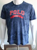 Men's Polo Ralph Lauren 1967 Classic Navy/Camo T-Shirt 710748401001Sizes... - $37.95