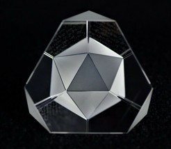 Steuben Octron Paperweight Glass - $285.00