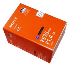 Sony SEL35F14Z Distagon T* FE 35mm f/1.4 ZA Lens for E Mount -Express shipping image 2