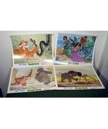 The Jungle Book 1967 Disney 8 Original Lobby Cards - $87.99